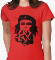 Chethulhu Womens Fitted T-Shirt