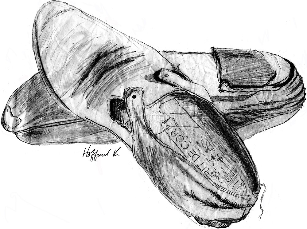 Dancing Shoes by Hoffard