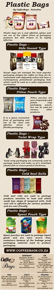 Affordable Plastic Bags Supplier by coffeebags1