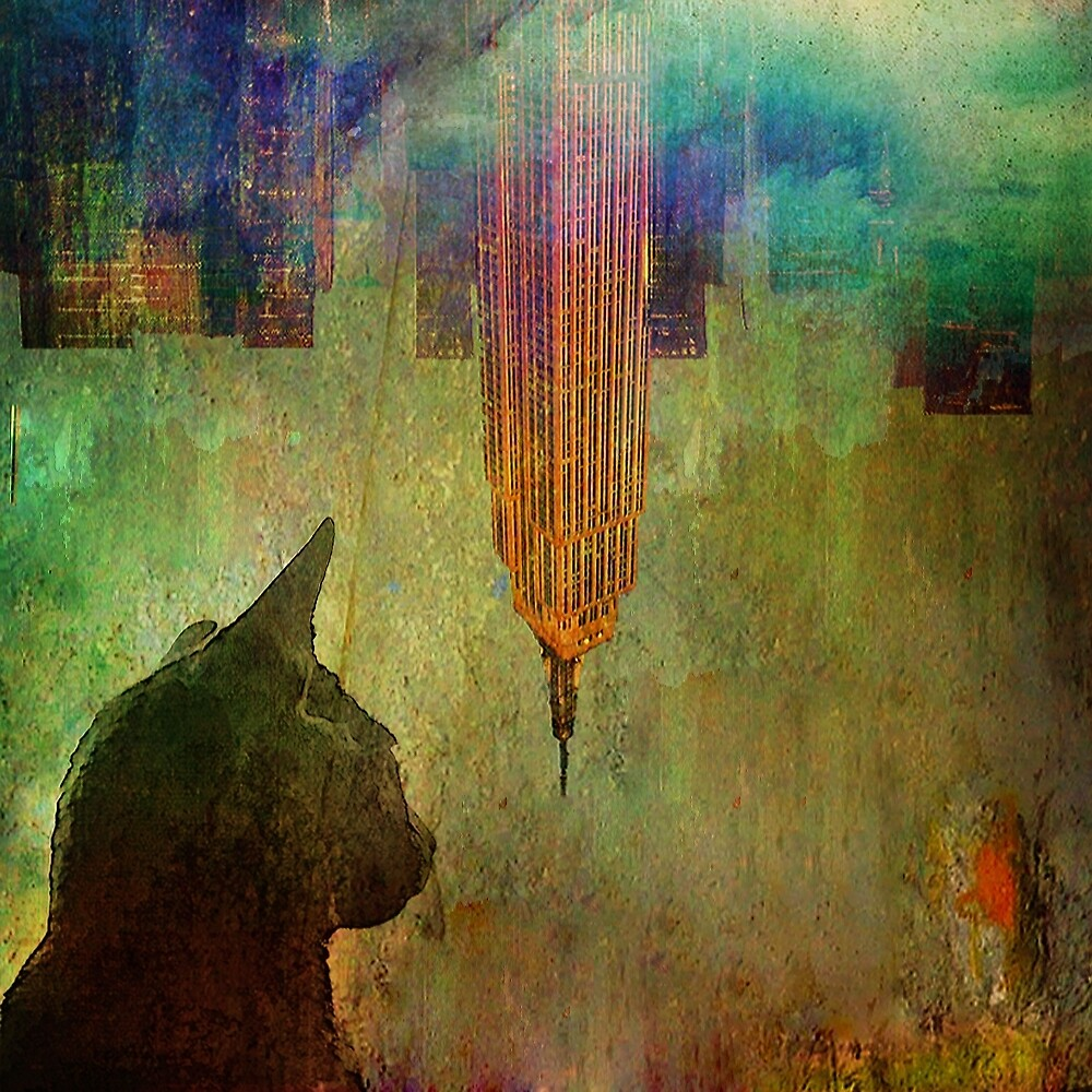 See as a cat by ganechJoe