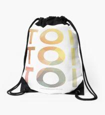 Toi Toi Toi Drawstring Bag