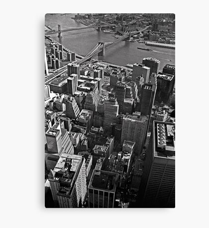 lower west side Canvas Print