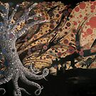 Octopus Tree in a Circle Storm by Chelsea Kerwath