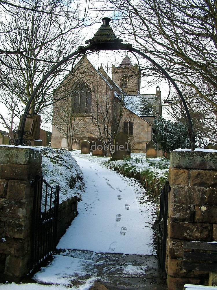 Easington Church--North Yorks by dougie1