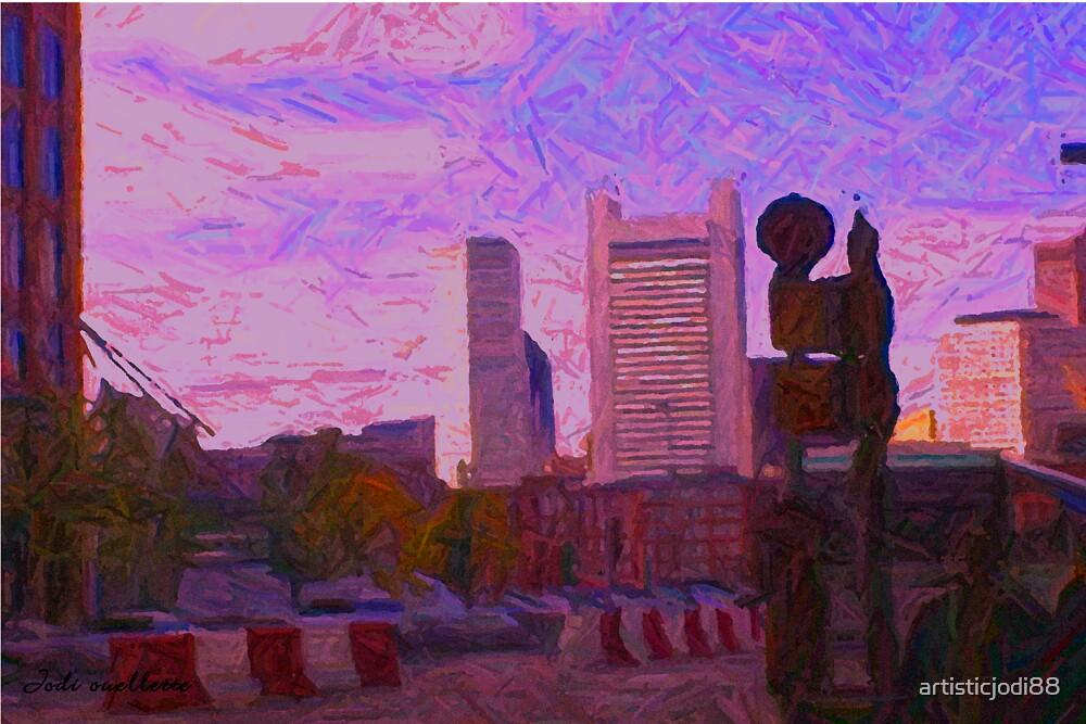 a walk through boston by artisticjodi88