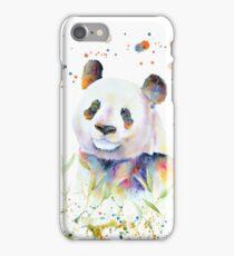 Aquarelle de panda iPhone Case/Skin