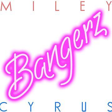 "Miley Cyrus ""Bangerz"" by winterbreak"
