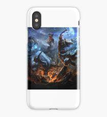 Alistar vs. Olaf iPhone Case/Skin