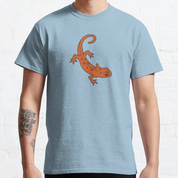 Eastern Red-Spotted Newt Classic T-Shirt