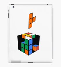 Puzzle Cube iPad Case/Skin