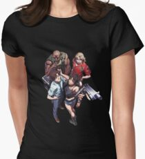 Black Lagoon Company Women's Fitted T-Shirt