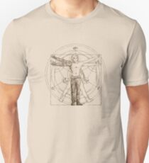 Vitruvian Alchemist T-Shirt