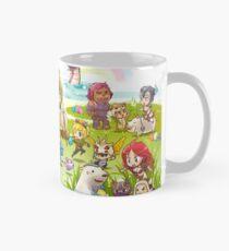 League of Legends Chibi Mug