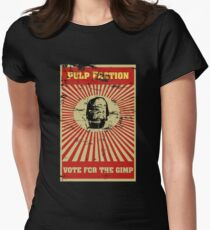 Pulp Faction - The Gimp Womens Fitted T-Shirt