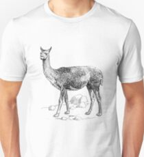 Vicuna Unisex T-Shirt