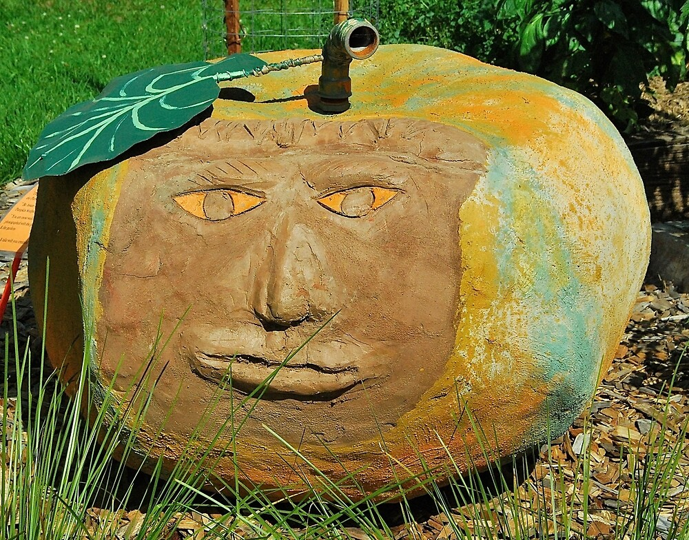 Tomato Rock by Penny Smith