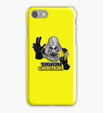 Darth Greater, Cheese Sith iPhone Case/Skin