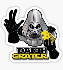 Darth Greater, Cheese Sith Sticker