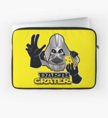 Darth Greater, Cheese Sith Laptop Sleeve