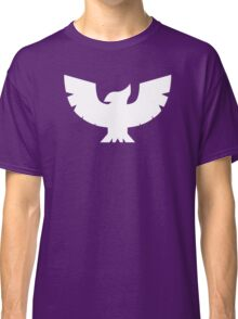 Captain Falcon Symbol - Super Smash Bros. (white) Classic T-Shirt