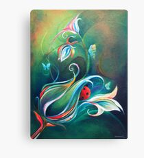 "Fine art ''Macro"" Canvas Print"