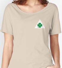 Quadrifoglio Verde Women's Relaxed Fit T-Shirt