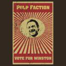 Pulp Faction - Winston by Frakk Geronimo
