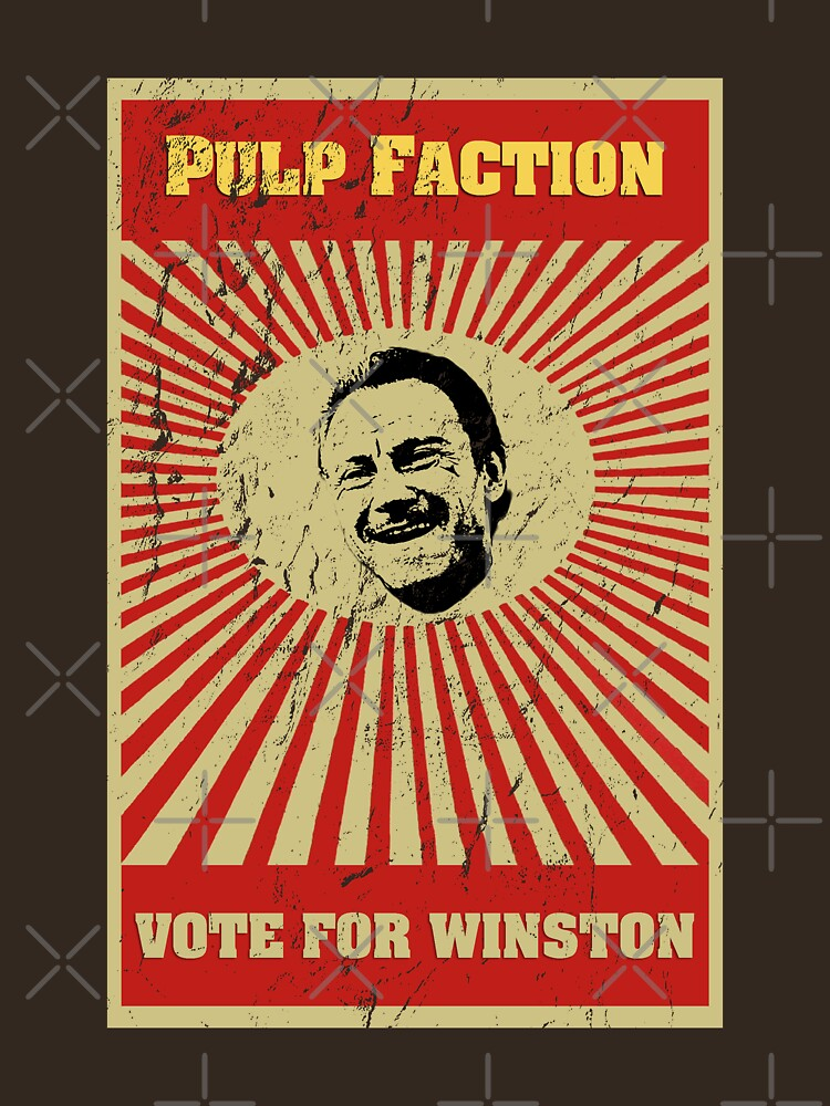 Pulp Faction - Winston by mihalygyulai