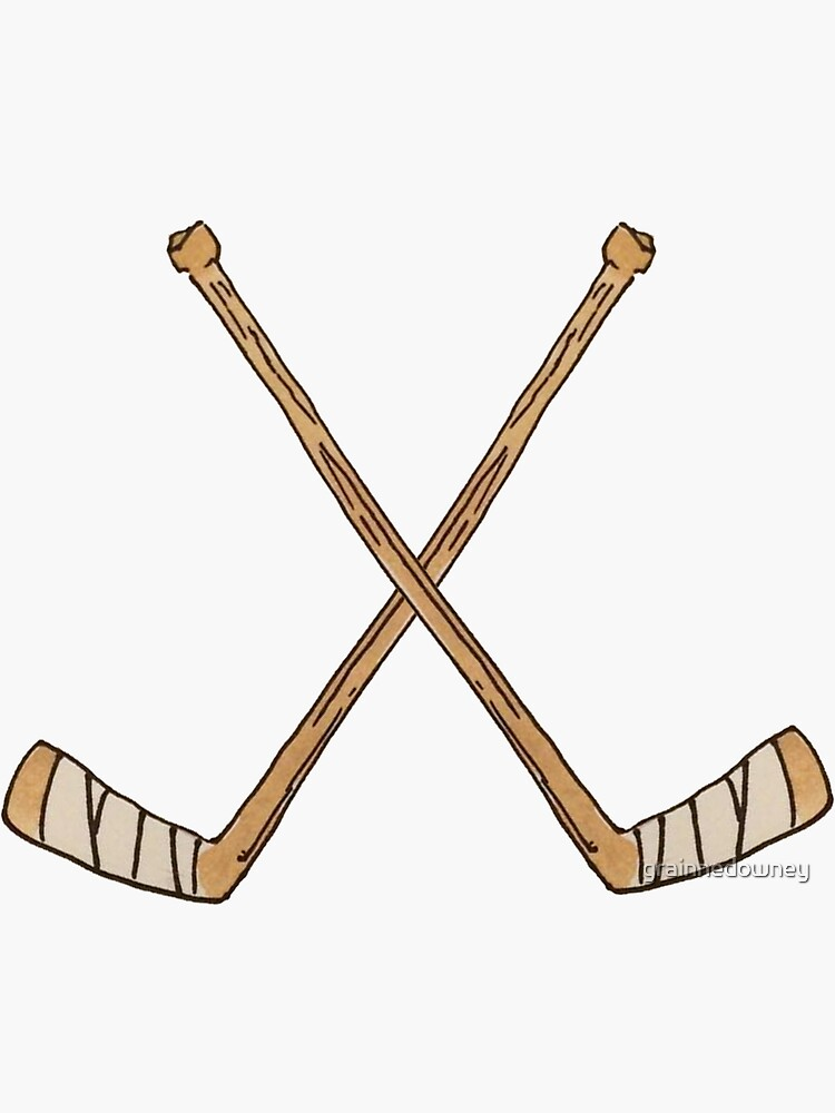 Hockey Sticks by grainnedowney