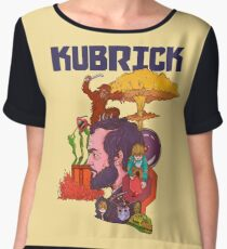 The Mind of Kubrick Chiffon Top