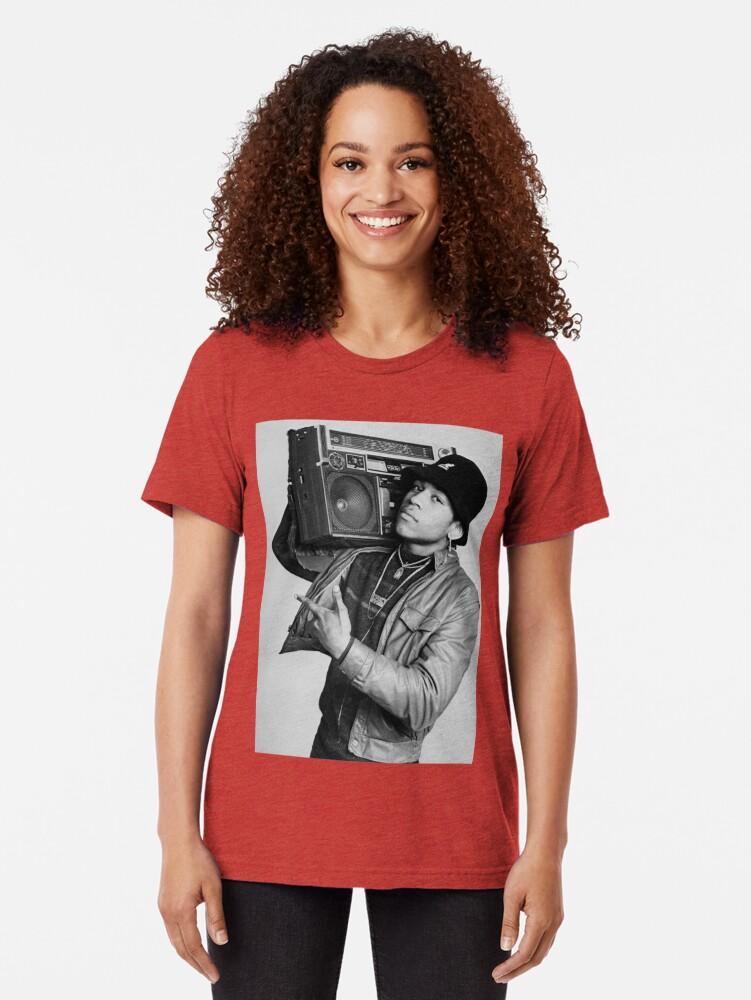 Alternative Ansicht von LL Vintage T-Shirt