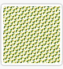Toucan - yellow Sticker