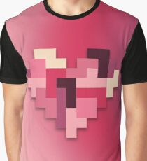 Video Game Love Graphic T-Shirt