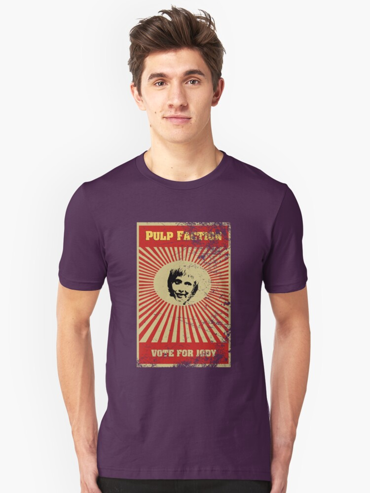 Pulp Faction - Jody Unisex T-Shirt Front