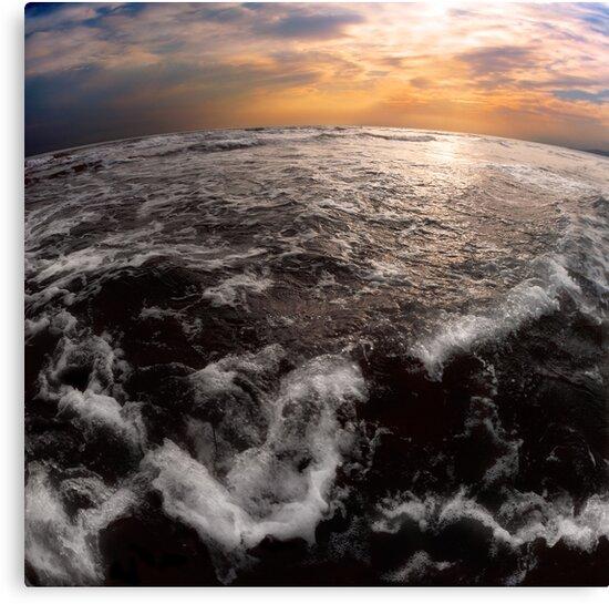 Waterworld by Paolo De Faveri