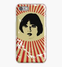 Pulp Faction - Fabienne iPhone Case/Skin