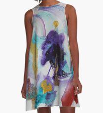 Carefree A-Line Dress