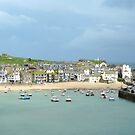 St Ives Harbour by Tizz07
