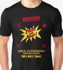 SAUL GOODMAN PRODUCTIONS Unisex T-Shirt