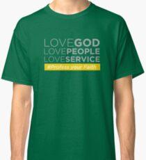 Love God Classic T-Shirt