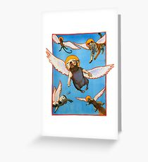 Do Pets Go to Heaven? Greeting Card