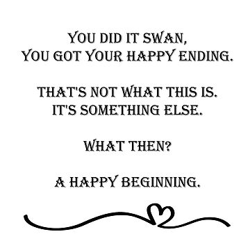 Captain Swan Wedding by alwayscaskett