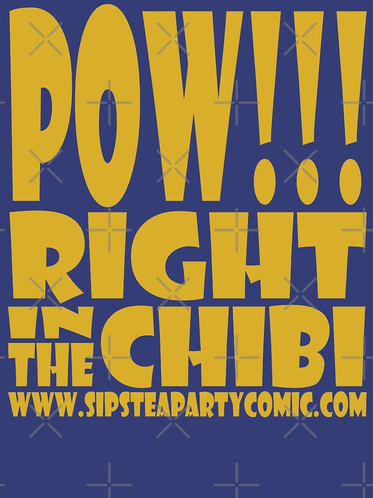 STPC: Pow!!! Right in the Chibi 1.0 by carbonfibreme