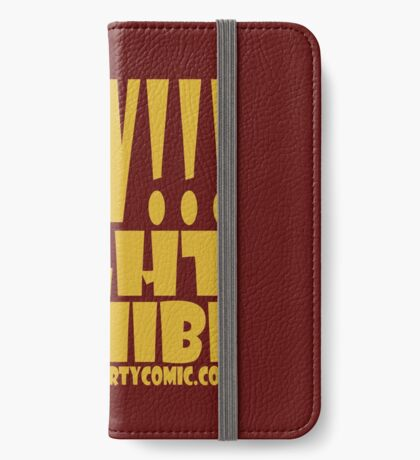 STPC: Pow!!! Right in the Chibi 1.0 iPhone Wallet