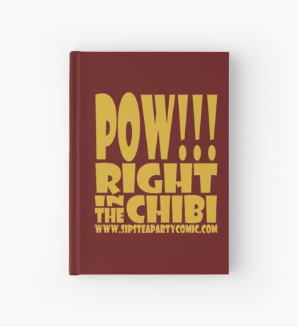 STPC: Pow!!! Right in the Chibi 1.0 Hardcover Journal