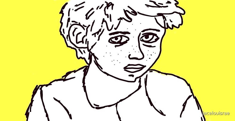 sad sunshine boy by jacelouisrae
