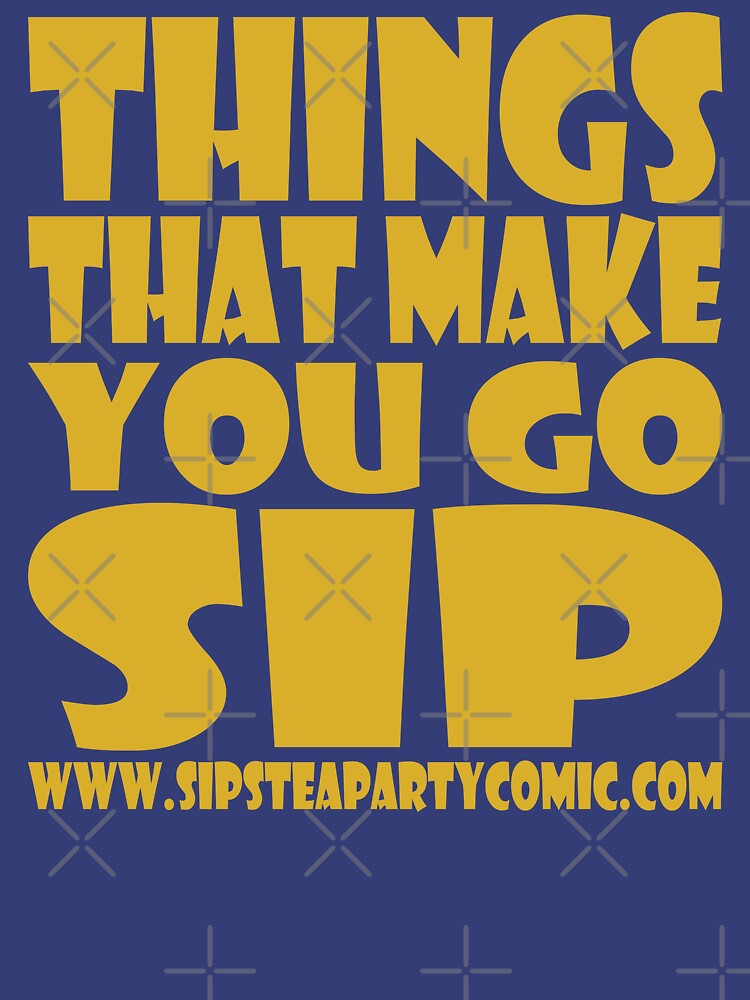 STPC: Things That Make You Go Sip 1.0 by carbonfibreme