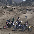 Motocross Racing - Gorman, CA by leih2008