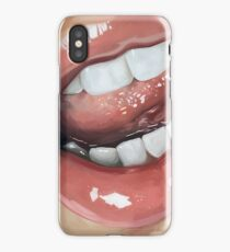 Mouth iPhone Case/Skin