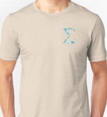 Sigma Blue Rose Greek Sorority T-Shirt